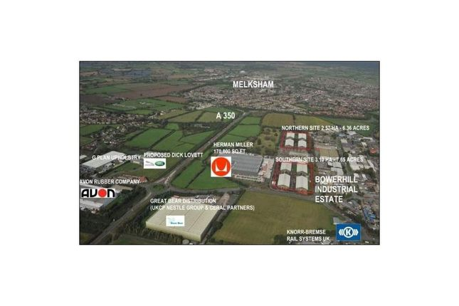 Thumbnail Light industrial for sale in Units 1-8 Lancaster Road, Melksham, Wiltshire