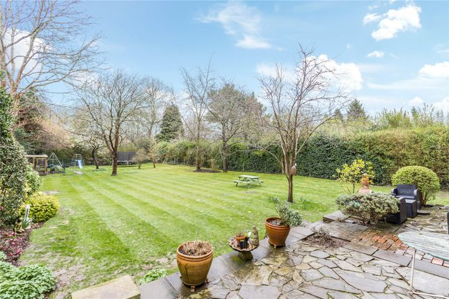 Garden of Sandy Lodge Way, Northwood, Middlesex HA6