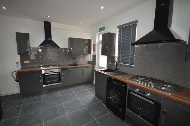 Thumbnail Terraced house to rent in Skipworth Street, Leicester