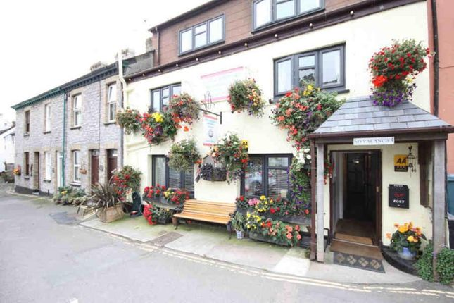 Thumbnail Hotel/guest house for sale in Church Street, West Looe, Looe