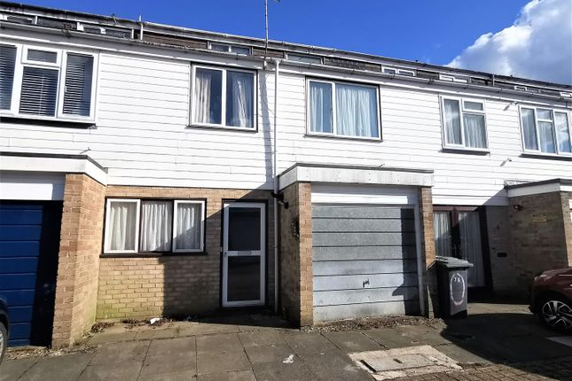 3 bed terraced house for sale in Mullins Close, Basingstoke RG21