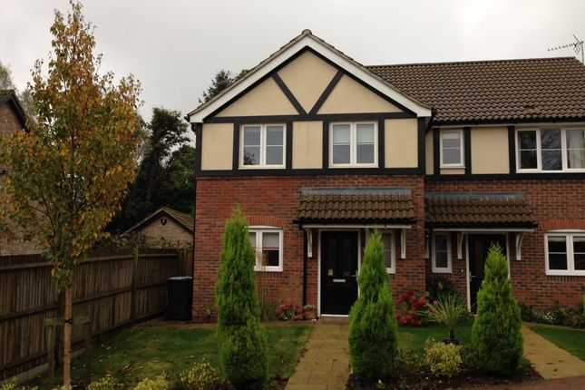 Thumbnail Semi-detached house to rent in Valley View Close, Crowborough