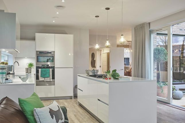 Thumbnail Link-detached house for sale in Off Addenbrookes Road, The Park Residence At Abode, Trumpington, Cambridge