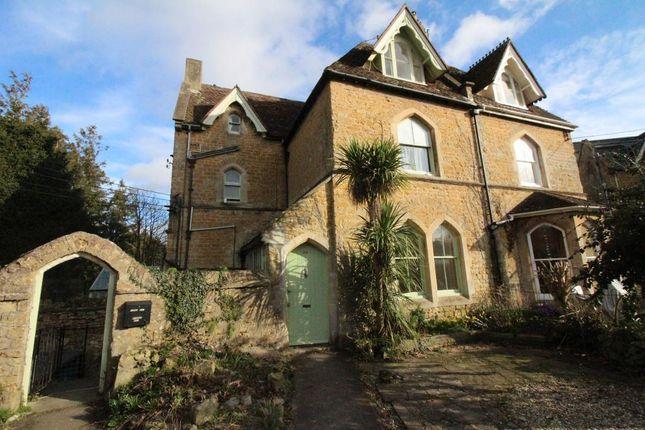 Thumbnail Flat to rent in St Andrews Road, Bridport, Dorset