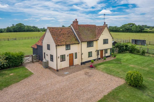 Thumbnail Detached house for sale in North End, Dunmow, Essex