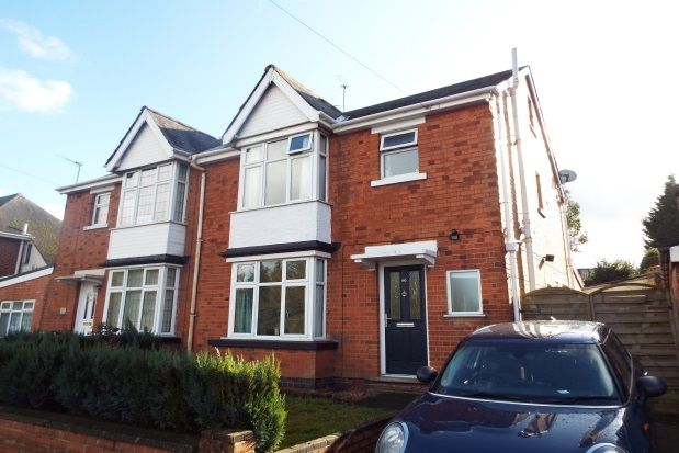 Thumbnail Property to rent in Prospect Road, Leamington Spa