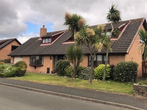 Thumbnail Bungalow to rent in Banks Howe, Onchan, Isle Of Man
