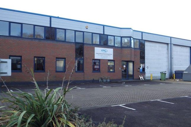 Thumbnail Industrial to let in Unit H The Loddon Centre, Wade Road, Basingstoke