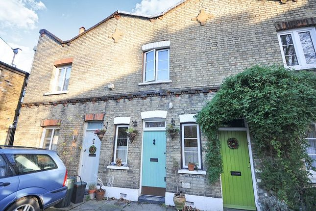 Thumbnail Terraced house for sale in Alma Place, London