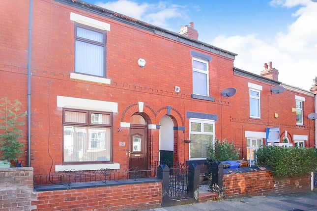 Thumbnail Terraced house to rent in Athens Street, Stockport