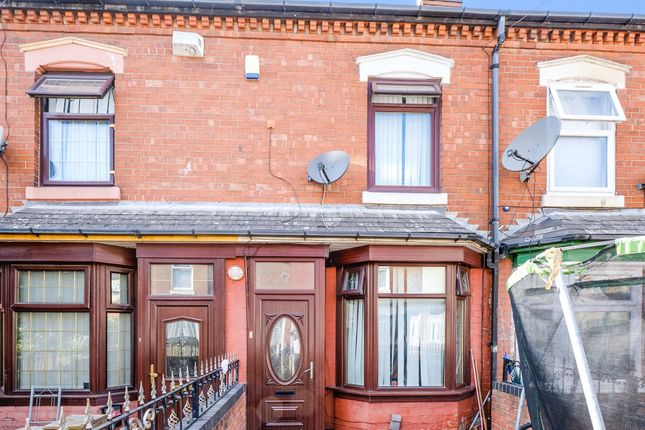 Terraced house for sale in Victoria Avenue, Glovers Road, Small Heath, Birmingham