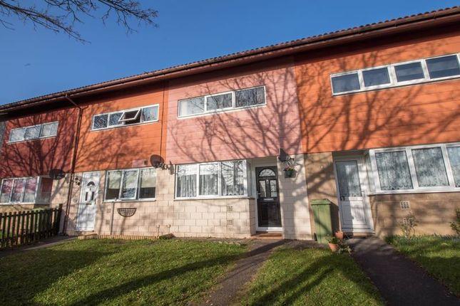Thumbnail Terraced house to rent in Portrush Close, Bletchley, Milton Keynes