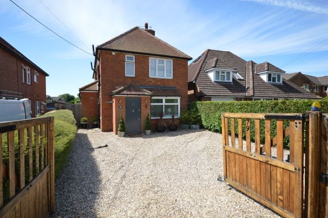 Thumbnail Detached house for sale in Penn Road, Hazlemere, High Wycombe