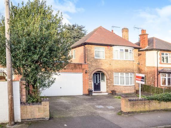 Thumbnail Detached house for sale in Ousebridge Drive, Carlton, Nottingham, Nottinghamshire