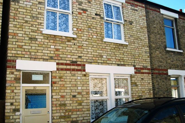 Thumbnail Terraced house to rent in Madras Road, Cambridge