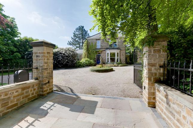 Thumbnail Detached house for sale in Passaford House, Dore Road, Dore, Sheffield
