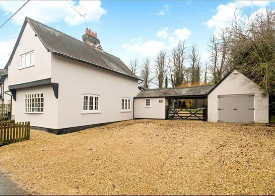 Thumbnail Semi-detached house for sale in Heathman Street, Stockbridge, Hampshire