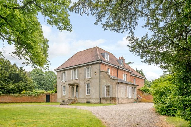 Thumbnail Detached house for sale in Hamlet Road, Haverhill, Suffolk