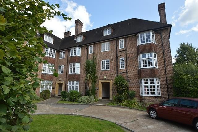 Thumbnail Flat to rent in Chaucer Court, Guildford
