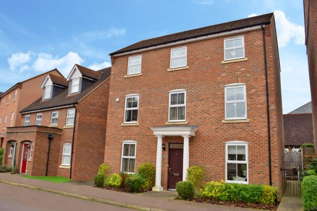 Thumbnail Detached house for sale in Carters Drive, Stansted, Essex