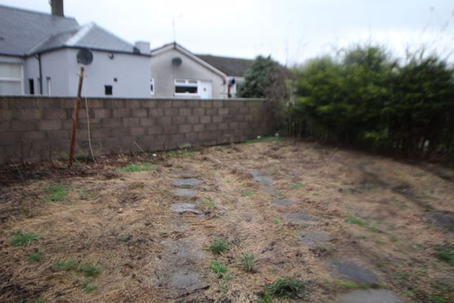 Garden of Den Court, Station Road, Cardenden, Lochgelly KY5