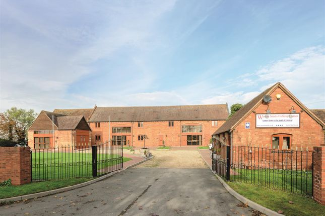 Thumbnail Barn conversion for sale in Milcote Road, Weston On Avon, Stratford-Upon-Avon, Warwickshire
