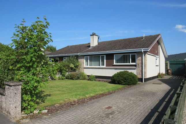 Thumbnail Semi-detached bungalow for sale in Darris Road, Inverness