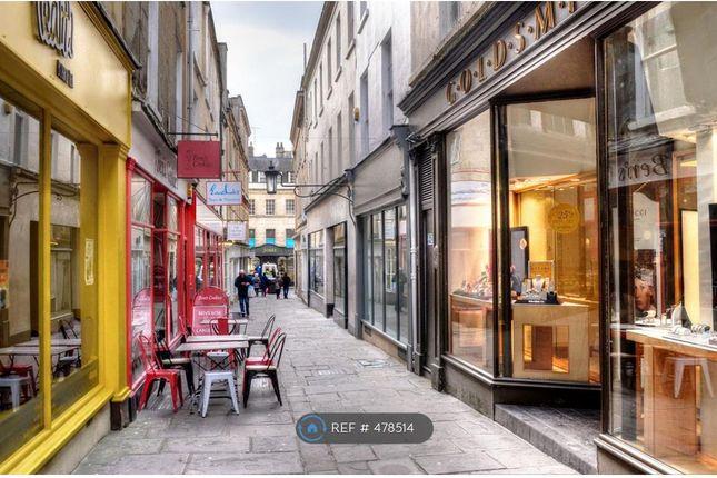 Thumbnail Maisonette to rent in Union Passage, Bath