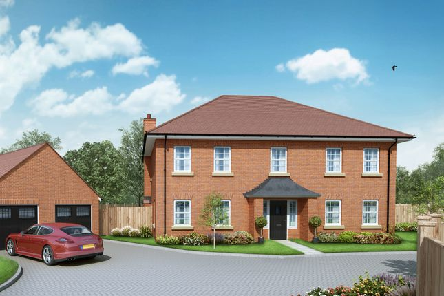"Thumbnail Detached house for sale in ""The Kensington"" at Lower Road, Chalfont St. Peter, Gerrards Cross"