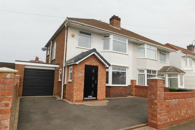 3 bed semi-detached house to rent in Ronaldsway, Crosby, Liverpool