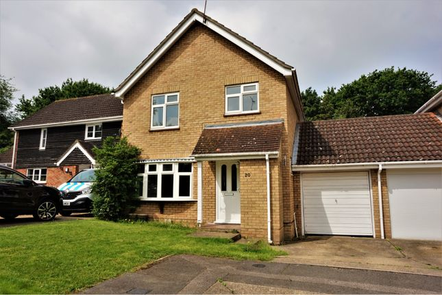 Thumbnail Detached house for sale in Ford Close, Basildon