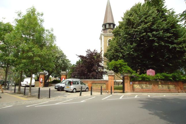 St Mary's Church of Off Westbridge Road, By Battersea (Village) Square SW11