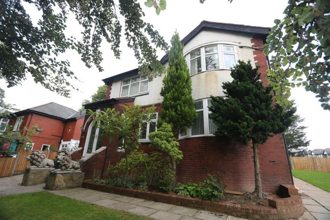 Thumbnail Detached house to rent in Bury Old Road, Prestwich, Manchester