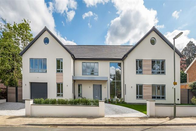 Thumbnail Detached house for sale in Saxonbury Gardens, Long Ditton, Surbiton