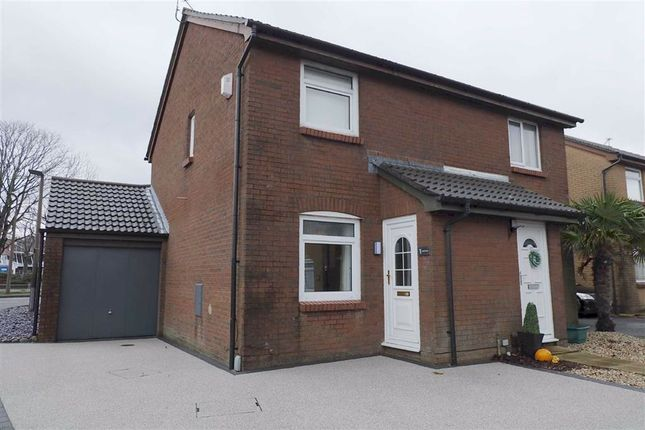 Thumbnail Semi-detached house for sale in Enfield Drive, Barry, Vale Of Glamorgan