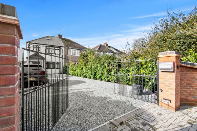 Thumbnail Semi-detached house for sale in Townmead Road, Waltham Abbey