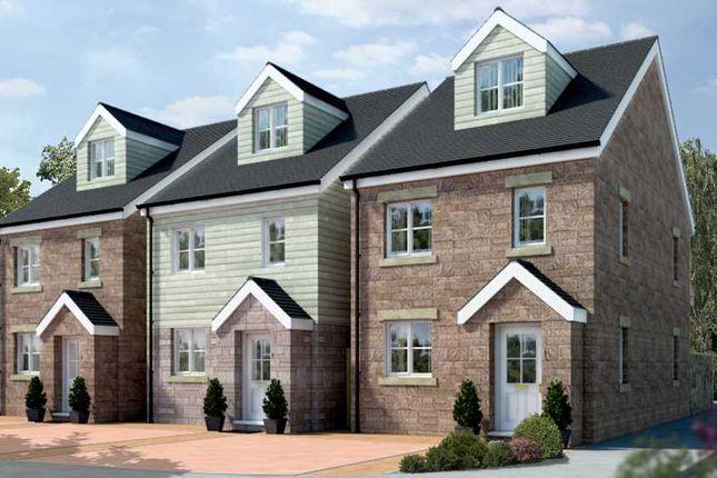 Thumbnail Detached house for sale in Plot 2/ 30, Ffordd Seren, Pentre