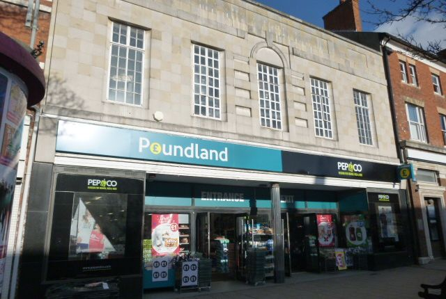 Thumbnail Retail premises for sale in Lumley Road, Skegness