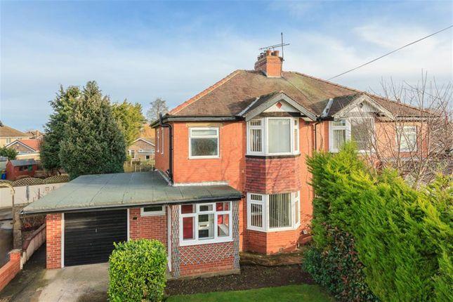 Thumbnail Semi-detached house for sale in South View, Wetherby