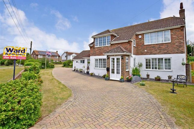 Thumbnail Detached house for sale in Madeira Road, Littlestone, Kent