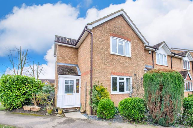 Thumbnail End terrace house for sale in Morecambe Close, Stevenage, Hertfordshire