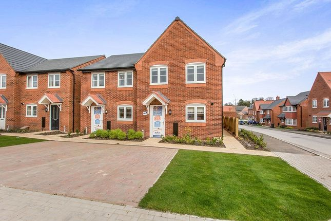 3 bed terraced house for sale in Iris Rise, Cuddington, Northwich