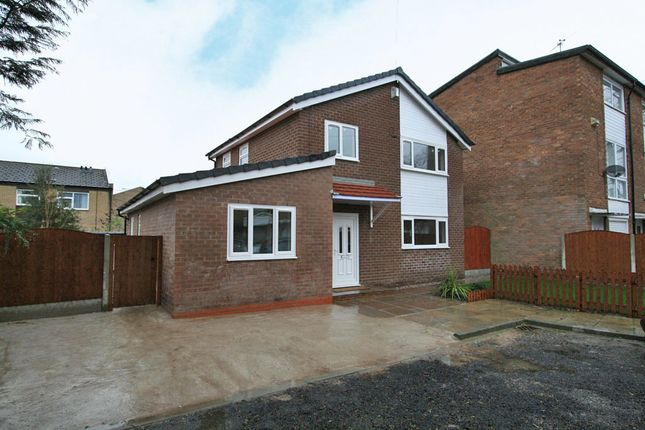 Thumbnail Detached house for sale in Dean Bank Avenue, Manchester