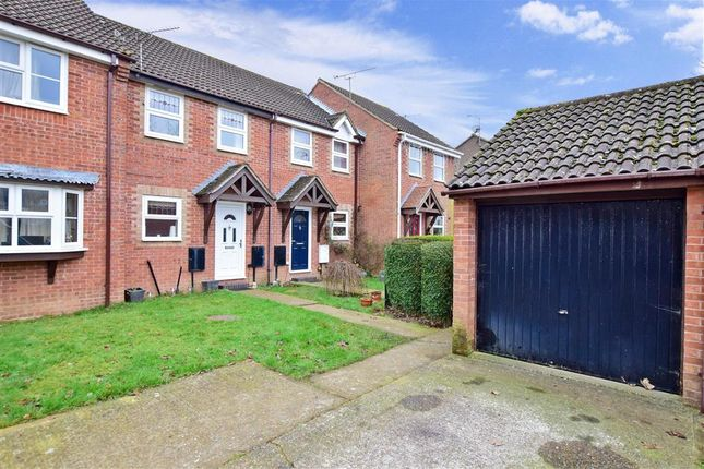 2 bed terraced house for sale in Guildford Road, Rustington, West Sussex