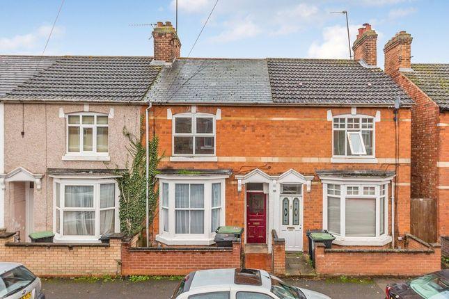 Thumbnail Terraced house for sale in Spencer Road, Rushden