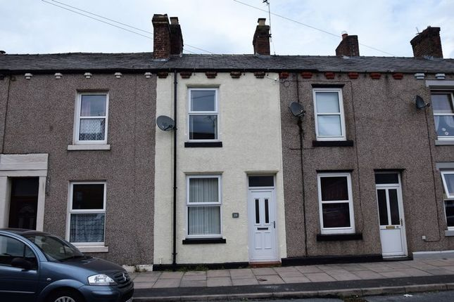 2 bed terraced house to rent in East Norfolk Street, Carlisle CA2