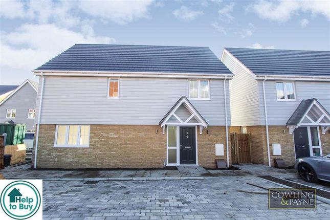 Thumbnail Detached house for sale in Tilbury Road, West Horndon, Essex