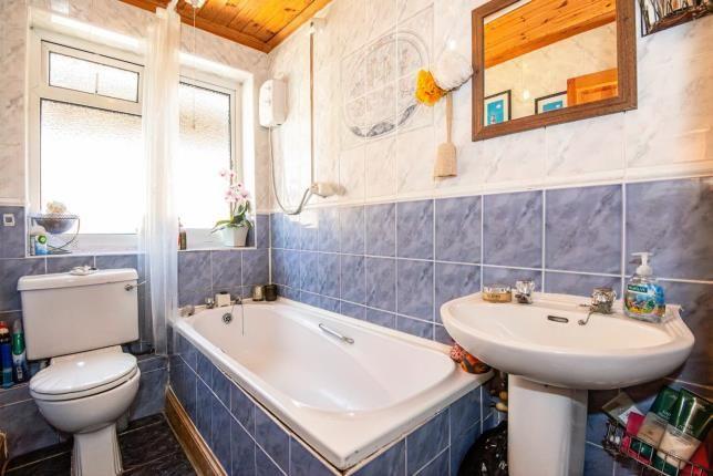 Bathroom of Garrison Lane, Chessington KT9