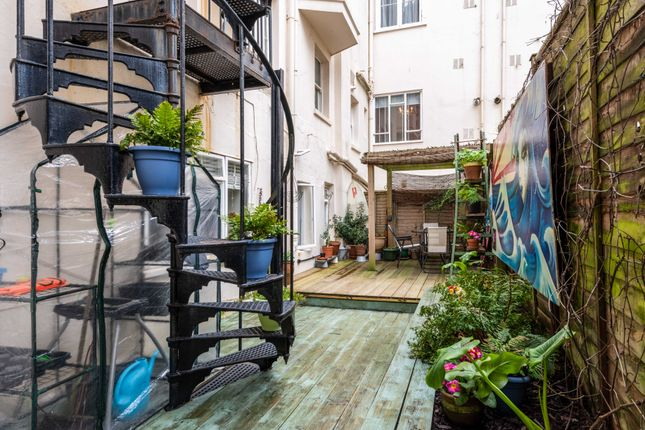 Garden of Lansdowne Place, Hove BN3