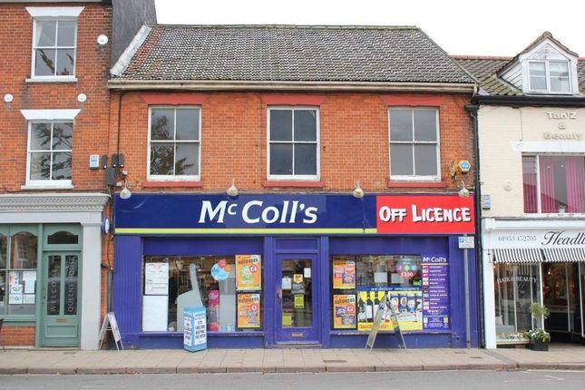Thumbnail Retail premises for sale in Attleborough, Norfolk